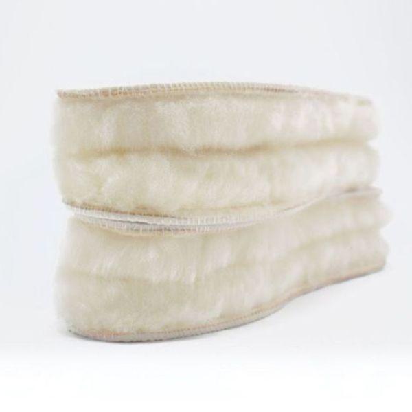 천연 양털 겨울 남자 여자 신발 방한 깔창 상품이미지