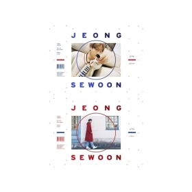 (Select version) Jungsewoon - After (1st Mini album Part.2) / Jan 25