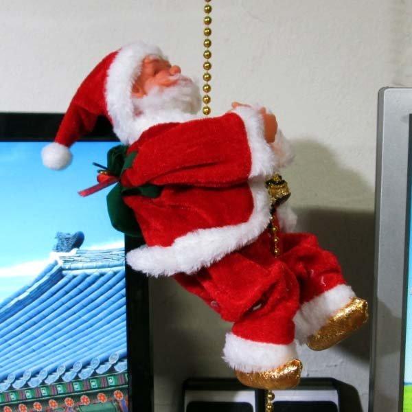 D015/산타인형/크리스마스선물/크리스마스인형/인형 상품이미지