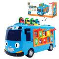 똑똑한 꼬마버스 타요 퍼즐 버스 자동차 미니카