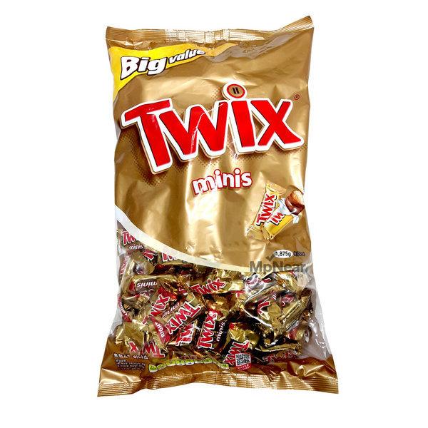 TWIX 미니스 초콜릿 1875g ~달달한거 한개씩 딱이야 상품이미지