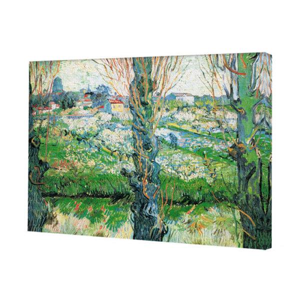 명화캔버스액자 Orchard in Blossomwith ... 80x59.4cm 상품이미지