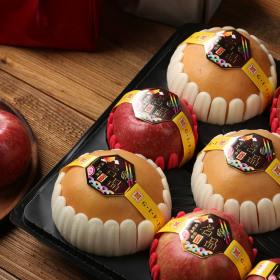 명품 사과 배 과일선물 명품 제수용 사과6배6 총6kg