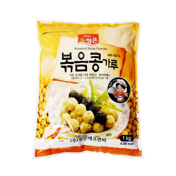 볶음콩가루 1kg/볶은콩가루 콩국가루 콩국수 콩가루 상품이미지