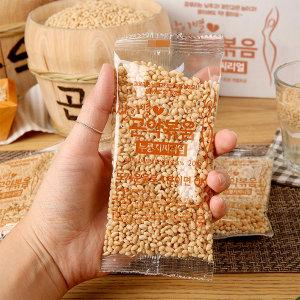 쌀이별 곤약볶음 20g x 60봉 총1200g 볶은씨리얼뻥튀기