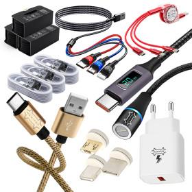 (무료배송)1+1+1 고속 충전케이블 모음3A 급속 충전기