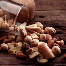 Pretzel Mixed Nuts/1kg+1kg/Nuts/Almond