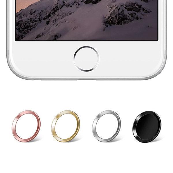 아이폰 8 7 6 SE 알루미늄 홈버튼 스티커 지문인식 상품이미지
