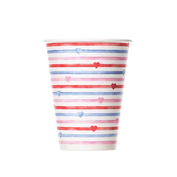 올 마이 하트 종이컵 (10p) 상품이미지