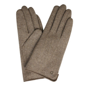 Men`s and women`s leather gloves touch screen gloves/couple gloves