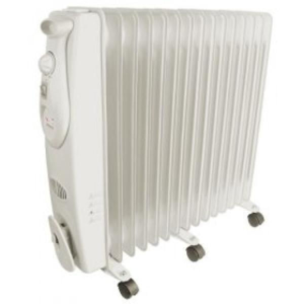 SAPA 세티즈 대형15핀 라디에이터 HJO-015/15핀형 2800W 강력한 난방/1단 2단 스위치 다이얼식 온도조절 상품이미지