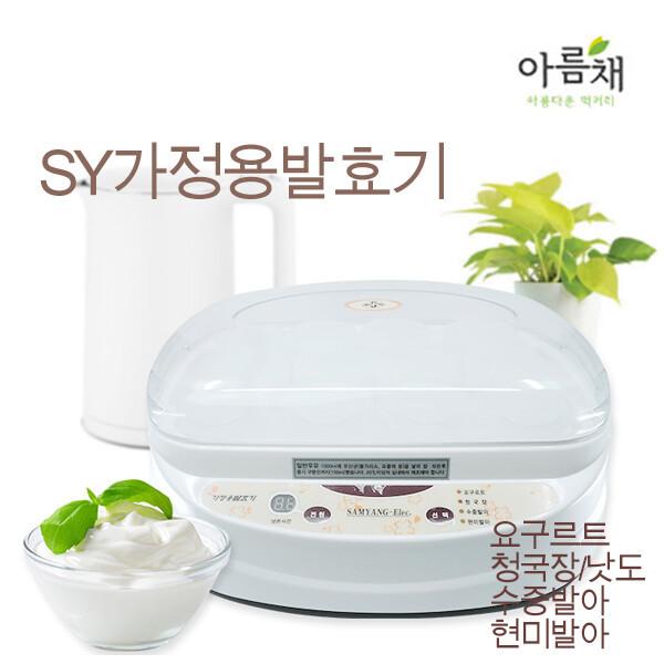 청국장/낫또제조기 요구르트제조기 삼양전자SYF-6400 상품이미지