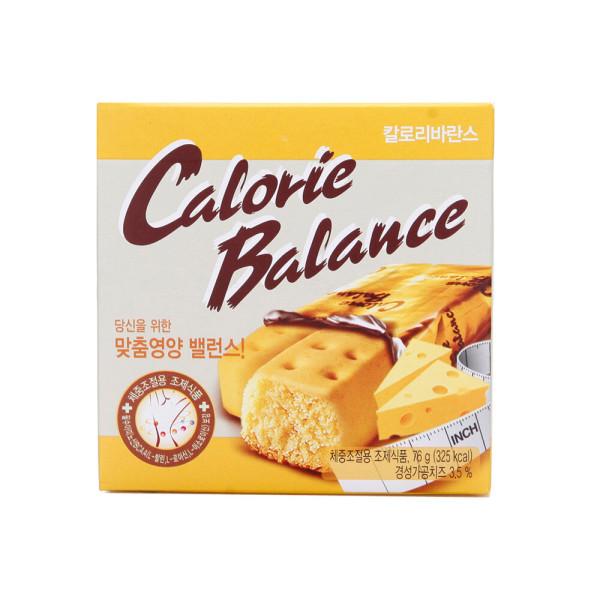 칼로리바란스 씨리얼바 치즈맛 76g x 1개 상품이미지