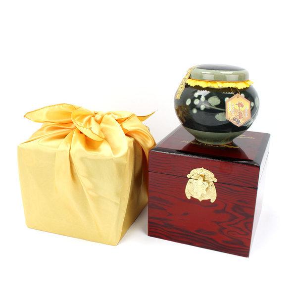 지리산벌꿀1.2kg 설 추석 명절 선물세트 흑상감+고가구 상품이미지