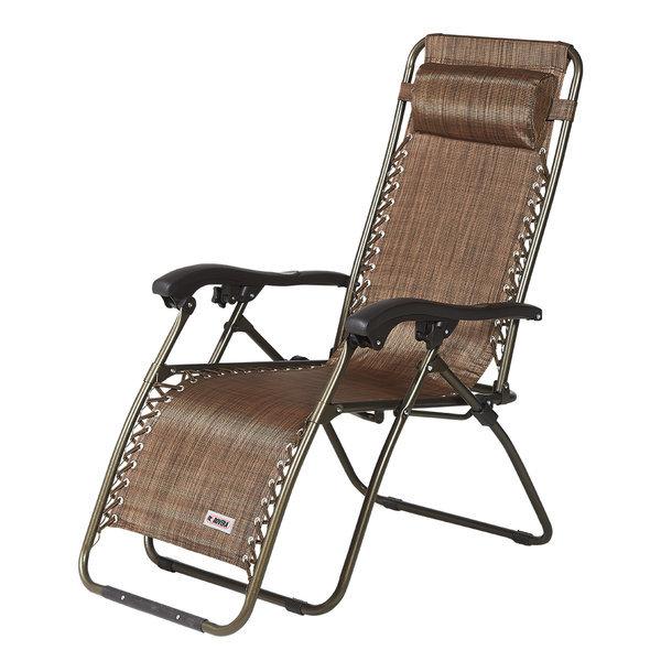무중력 리클라이너 R-100 캠핑의자 낚시의자 안마의자 상품이미지