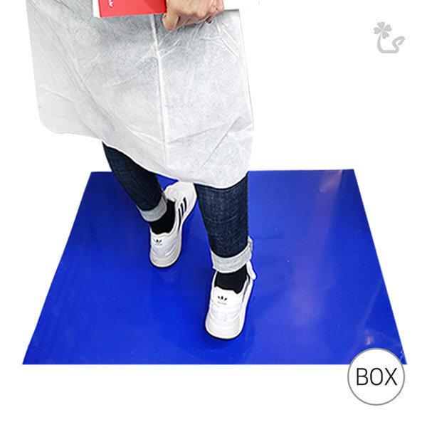국산 스티키 신발 먼지 이물질 제거 클린 접착 매트 상품이미지