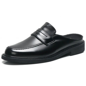 [보이런던]남자 구두 단화 페니 슬리퍼 남성 신발 블로퍼 테니