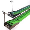 지아이엘 원목 퍼팅 연습기 골프 스윙 매트 연습용품