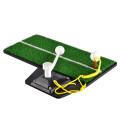 3in1 골프 원샷 스윙 매트 연습기 줄공 골프 용품