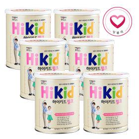 Hikid Milk 600g x 6 cans