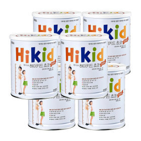 Hi Kid/Chocolate/650gX6