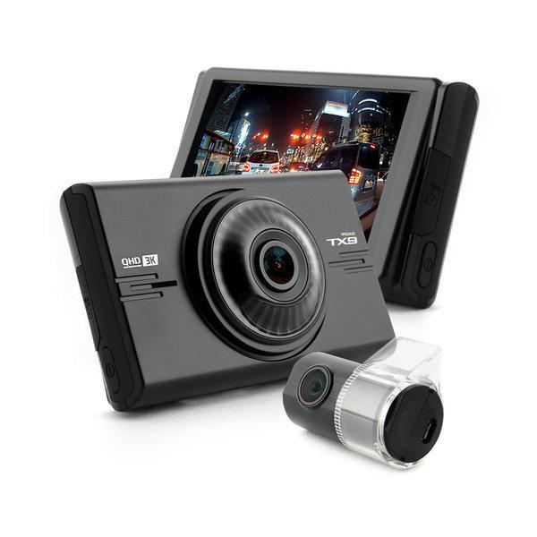 무료장착 아이로드 TX9 32G 3K QHD 2채널 블랙박스 상품이미지