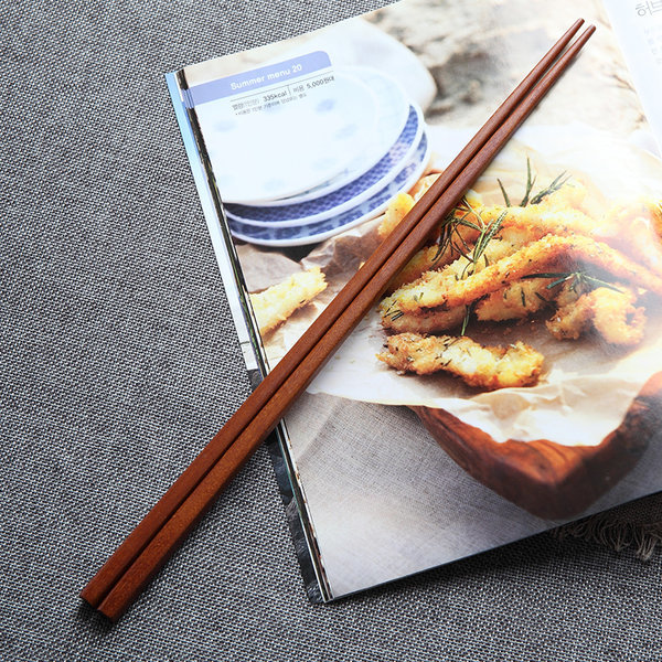 대추나무 천연 고급 옻칠 튀김 젓가락 상품이미지