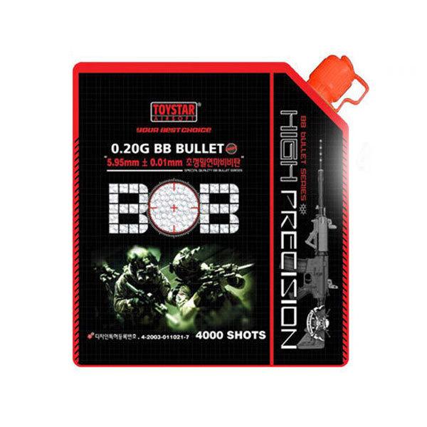 Toystar. 0.2g 초정밀 연마 비비탄/bb탄총/비비탄총 상품이미지