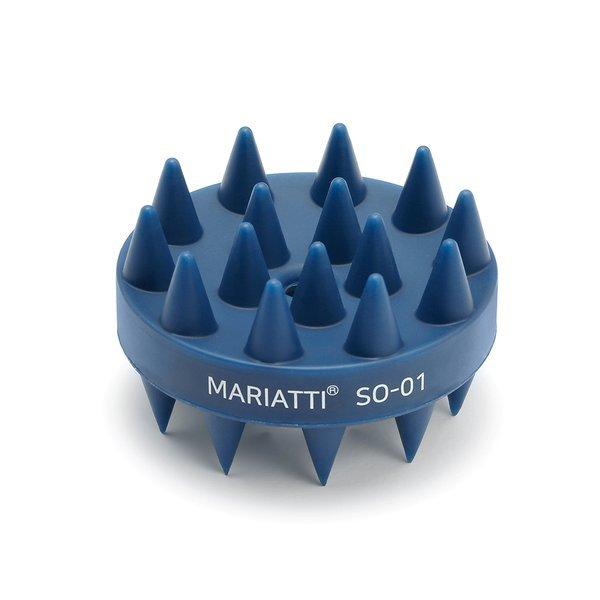 (쿨그린) 샴푸브러쉬 두피마사지 마리아띠 SO-01 더블루 상품이미지