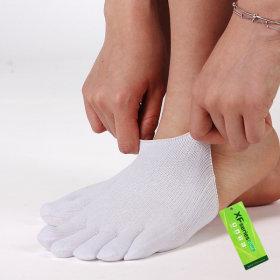 항균 토우삭스 (2켤레) 발가락양말 속양말 토우캡 특허
