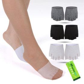 항균 컷-토우삭스 (2켤레) 발가락양말 속양말 토우캡