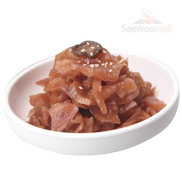 오복지 반찬 1kg 고기랑 김밥 유부초밥에 잘 어울려요 상품이미지