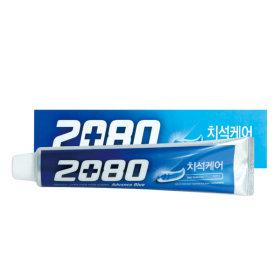 애경 2080 어드밴스블루 치약 치석케어 100g