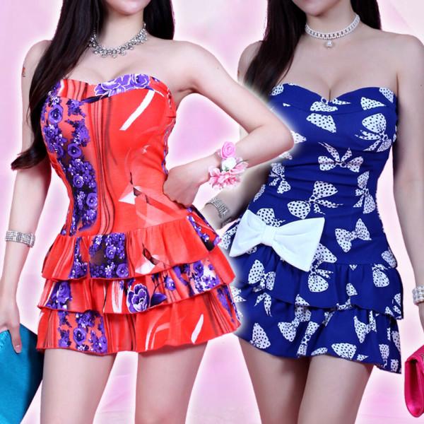 홀복/핑크별사탕/섹시홀복/미니원피스/파티복/드레스 상품이미지