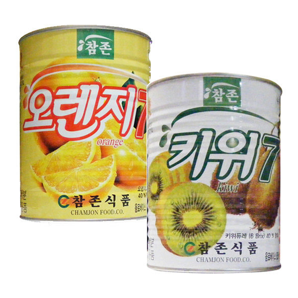 쥬스원액/참존 키위원액835ml/오렌지원액835ml/음료 상품이미지