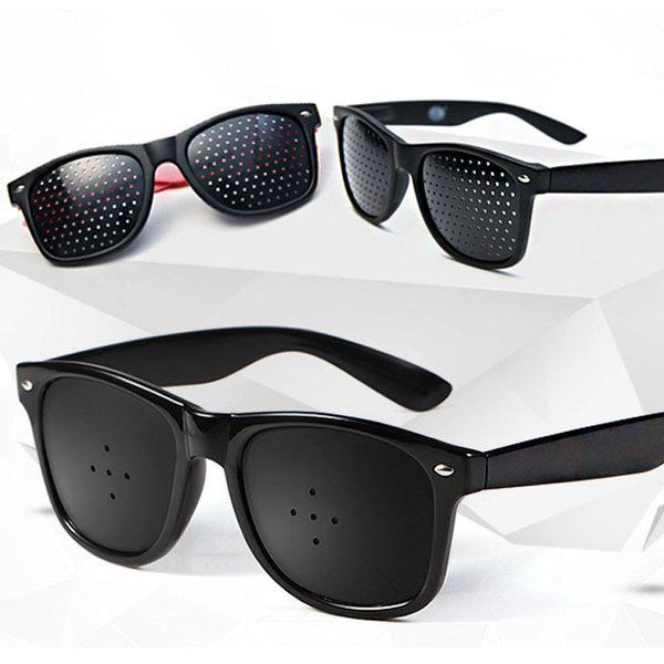 핀홀안경/안경/눈/시력/눈보호/시력강화/선그라스 상품이미지