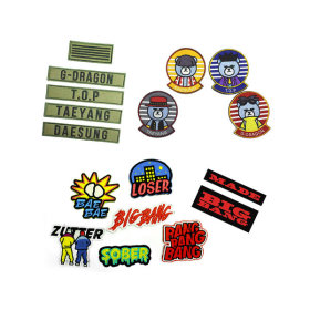 YGESHOP-(MADE) BIGBANG PATCH SET2-BIGBANG