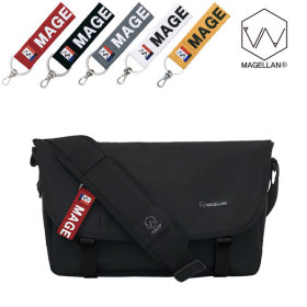 마젤란 9901-BK 메신저백 슬링백 크로스백 학생 가방