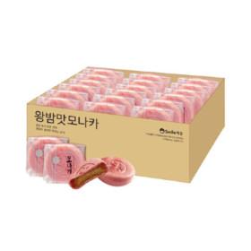 청우 왕찹쌀 밤맛 모나카 27개입 810g