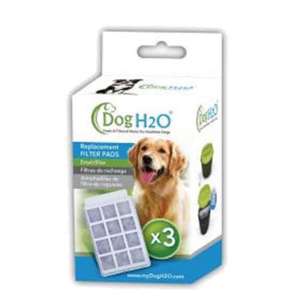 Dog H2O 강아지 정수기필터(3매) 강쥐/냥이 겸용 상품이미지