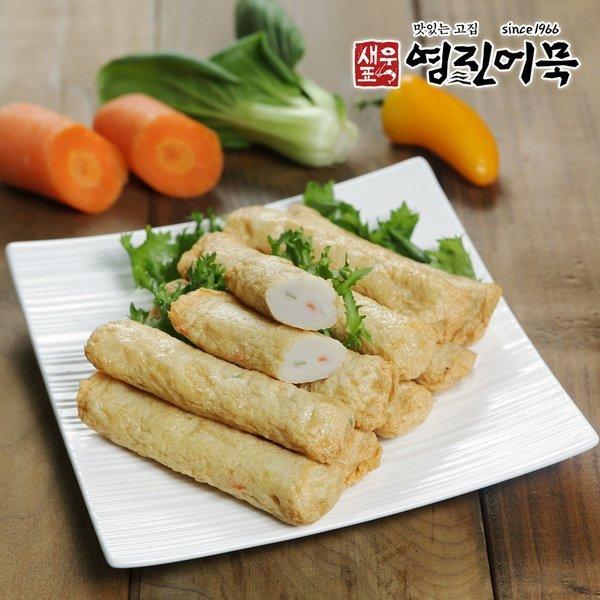 부산어묵 고급야채봉 부산오뎅 어묵탕 오뎅탕 350g 상품이미지