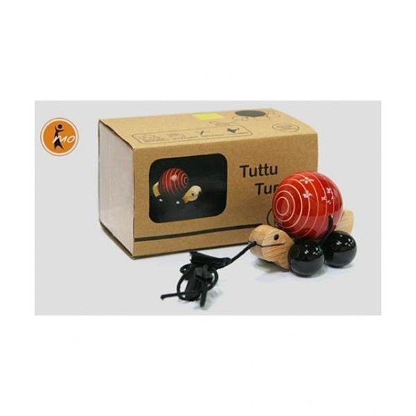마야오가닉 터틀 거북이 모양의 놀이 완구 전통수공 상품이미지