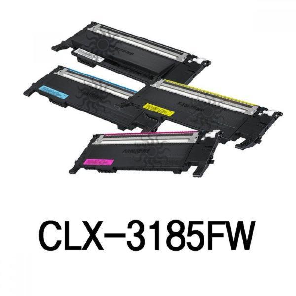 CLX-3185FW 삼성 슈퍼재생토너 4색1세트 상품이미지