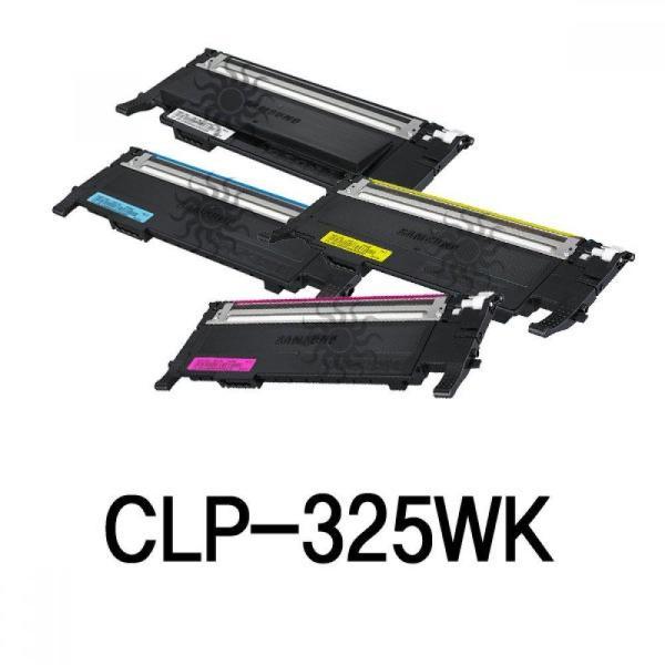 CLP-325WK 삼성 슈퍼재생토너 4색1세트 상품이미지