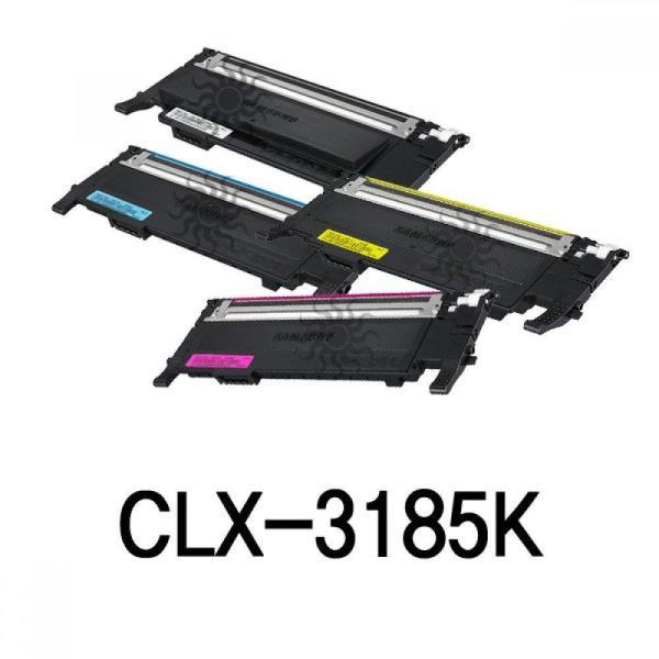 CLX-3185K 삼성 슈퍼재생토너 4색1세트 상품이미지