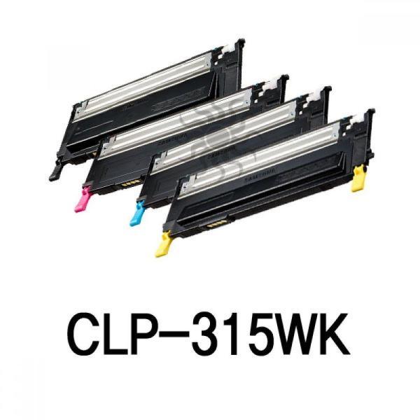 CLP-315WK 삼성 슈퍼재생토너 4색1세트 상품이미지