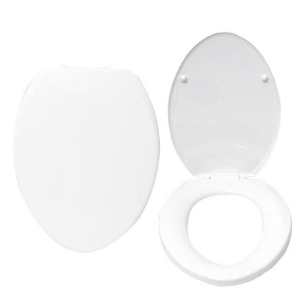 변기커버화이트(중) 변기커버 대변기 뚜껑 덮개 양 상품이미지