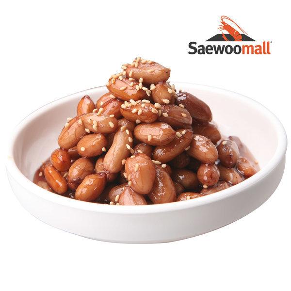 땅콩조림 반찬 1kg 고소한 밑반찬 상품이미지