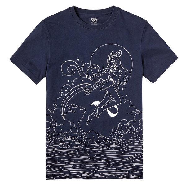 2018 설맞이 축제 티셔츠 (다이애나 / 신 짜오) 상품이미지
