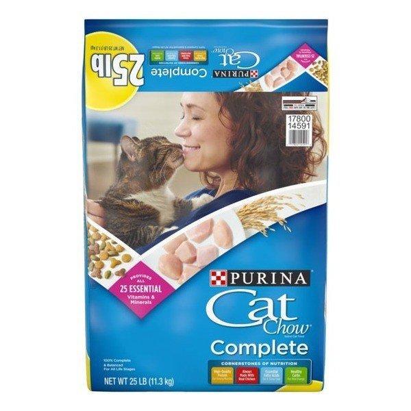 고양이사료 퓨리나 캣차우 전연령11.3kg 상품이미지